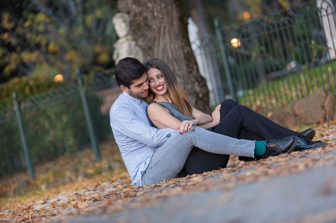 Engagement of Benedetta & Manolo by DR Creations - 022