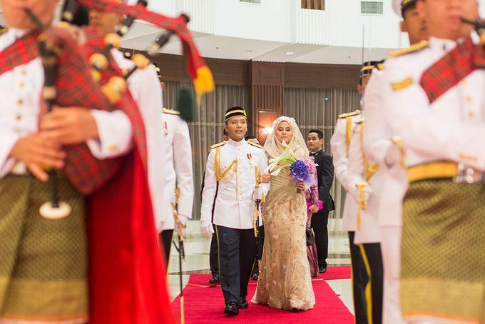 Liyana & Fairuz - Reception by Cubic Foto by PlainPaperpaint Production - 022