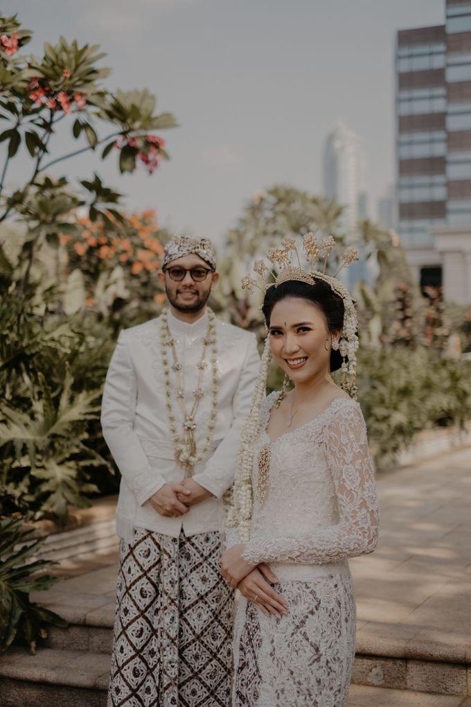 Denita & Fahmi Wedding by AKSA Creative - 029