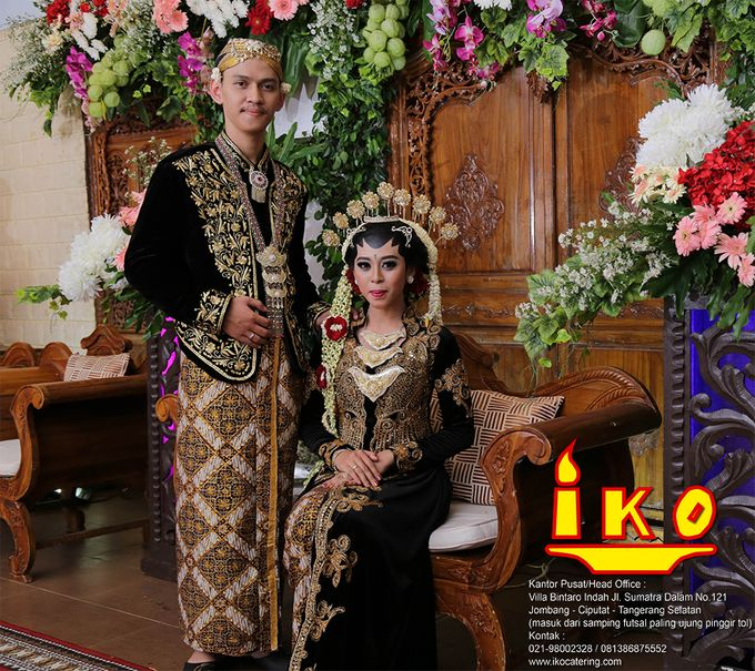 Rias & Busana IKO Catering by IKO Catering Service dan Paket Pernikahan - 020