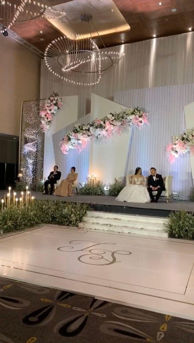 MC Wedding Double Tree Hotel Jakarta - Anthony Stevven by DONNY LIEM The Make Up Art - 001