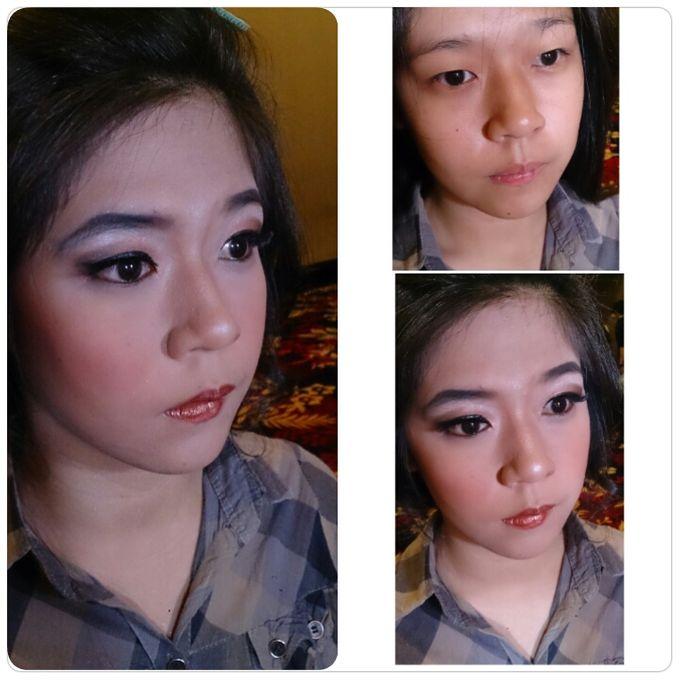 Before After Make up by Monika Sujono Make Up Artist - 037