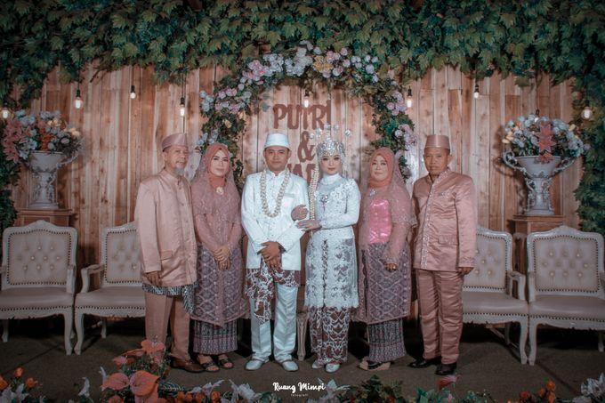 Wedding Of Putri & Habib by Rumah Makan Ponyo - 012