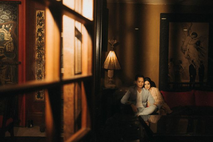 STEVEN & FLORENCIA PREWEDDING by DHIKA by MA Fotografia - 029