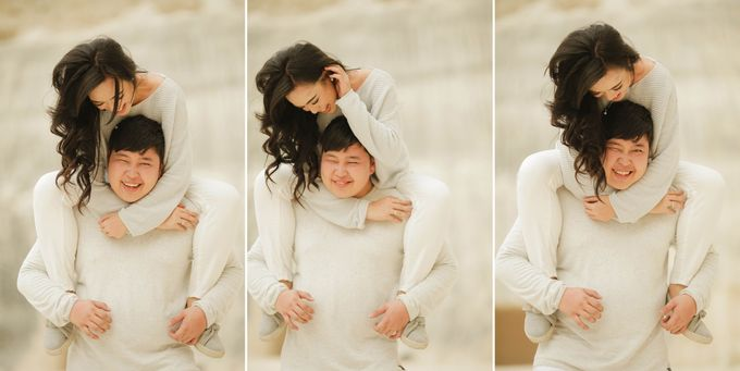 PRE - WEDDING SAMUEL & MERISA BY HENOKH WIRANEGARA by All Seasons Photo - 025