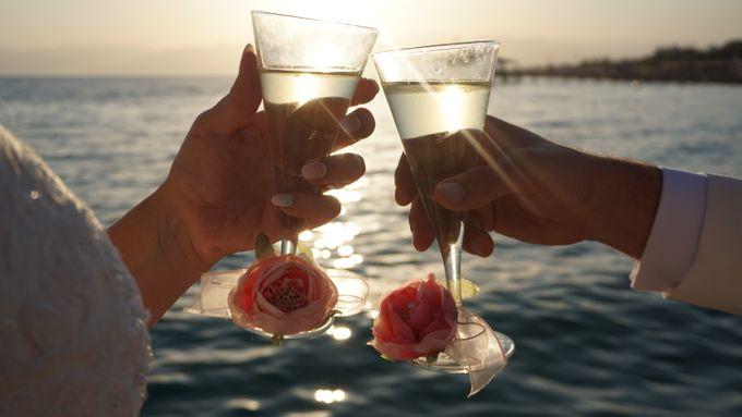 Wedding by the sea in Antalya -Lucy & Daniel- by Wedding City Antalya - 028