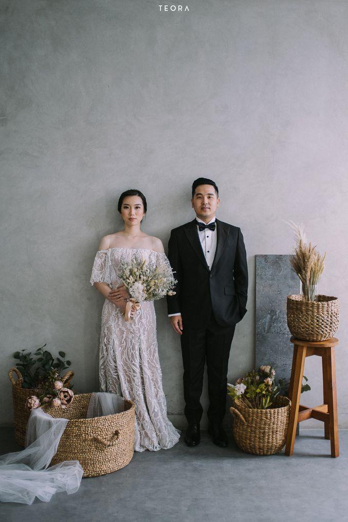 Endy & Selvi Jakarta Prewedding by Rent a Gown - 012