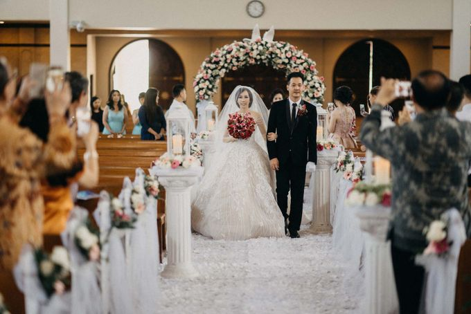 Sundoro & Lia Wedding by Dhika by MA Fotografia - 029