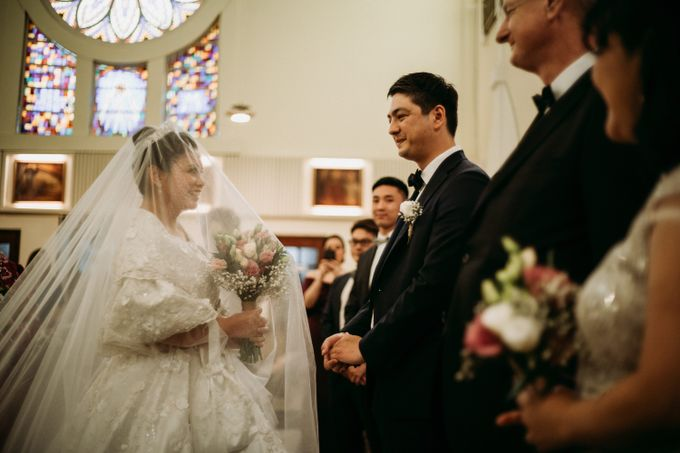 Nicole & Daniel Wedding at Menara Imperium by AKSA Creative - 026