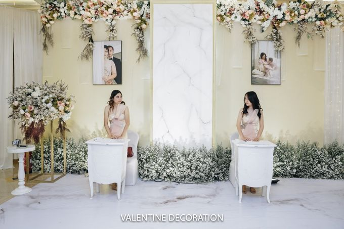 Ary & Dita  Wedding Decoration by MY MUSE BY YOFI - 029