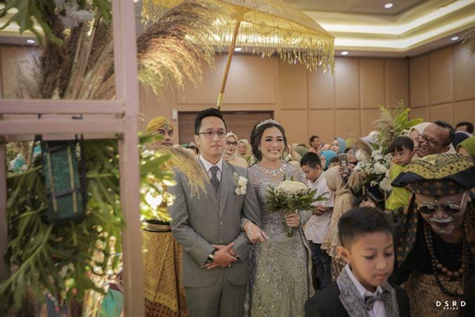 The Wedding Of Novi & Sandy by Pandjava Culinary Service - 028