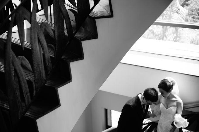Leonard & Shieng Wedding by Casablanca Design - 029
