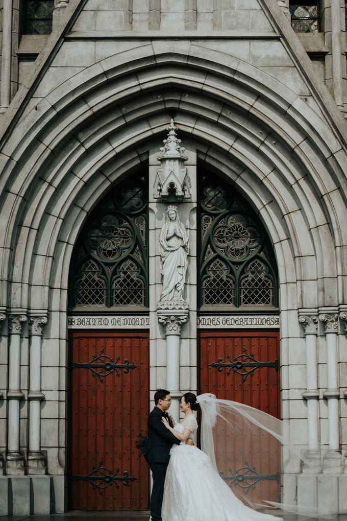 The Wedding of Prakarsa & Angel by V&Co Jewellery - 029