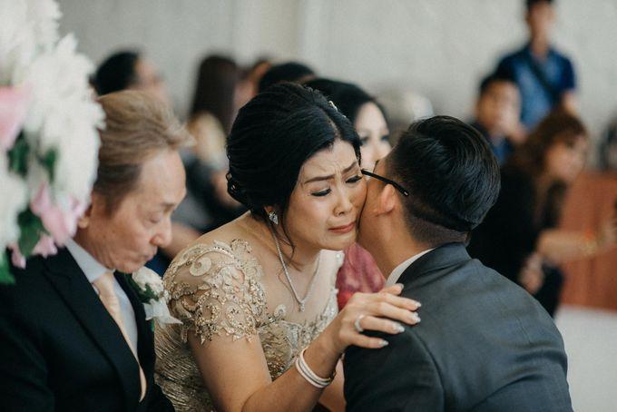 HENDRA & JENNY WEDDING by DHIKA by MA Fotografia - 029