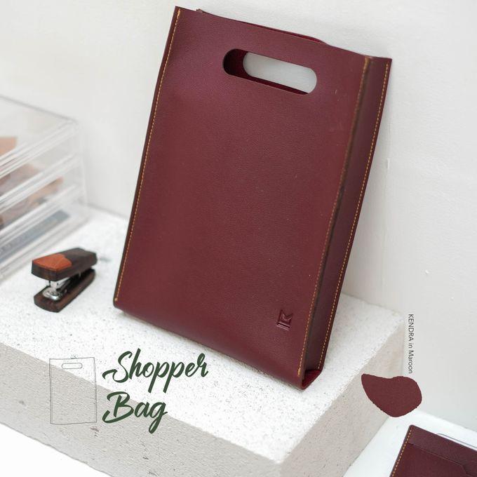 Shopper Bag by McBlush Merchandise Service by Mcblush Merchandising Service - 002