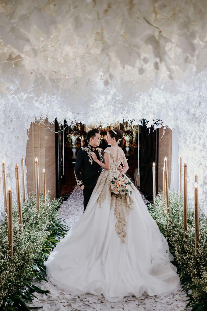 The Wedding of Leon & Audrey by Hotel Indonesia Kempinski Jakarta - 028