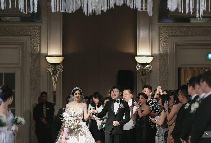 Felix & Hanna Wedding by Shangri-La Hotel - 030