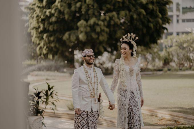 Denita & Fahmi Wedding by AKSA Creative - 030