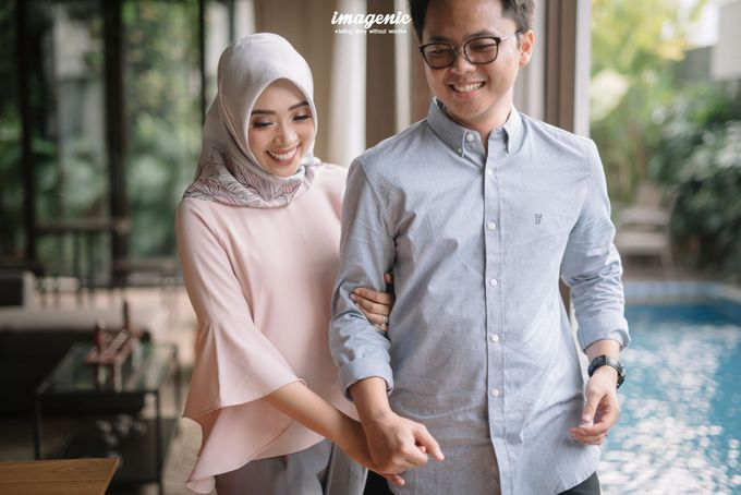 Prewedding M & F by Imagenic - 026