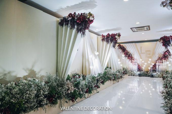 Ludwig & Eve Wedding Decoration by Valentine Wedding Decoration - 029