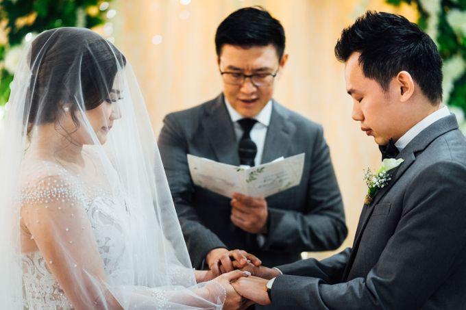 The Wedding of Anton & Christie by Memoira Studio - 033