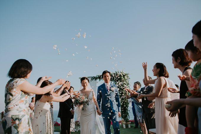 The Wedding of Ryoichi & Stephanie by BDD Weddings Indonesia - 024