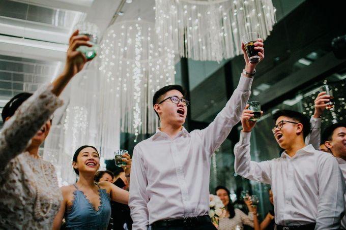 The Wedding of Larrie & Vivienne by BDD Weddings Indonesia - 029