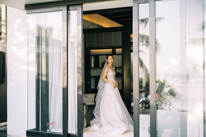 B & J Wedding by Soori Bali - 006