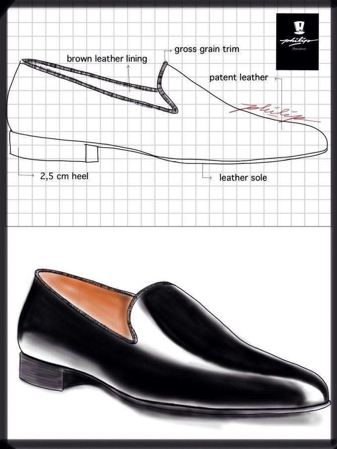 Shoe Design by Philip Formalwear - 002