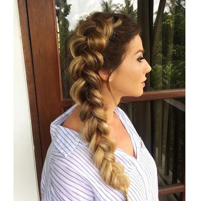 Airbush makeup by Bali Hair and Makeup  / Anja buerck - 027
