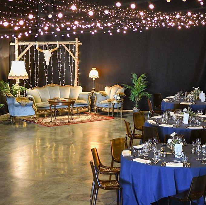 Bohemian winter wedding by Elegant Events - 003