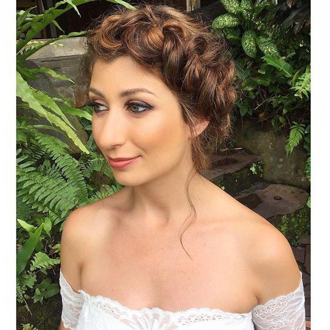 Airbush makeup by Bali Hair and Makeup  / Anja buerck - 028