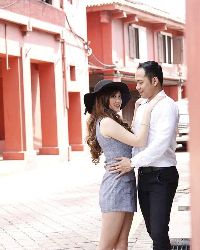 prewedding malaysia for V & H by nof makeup - 001