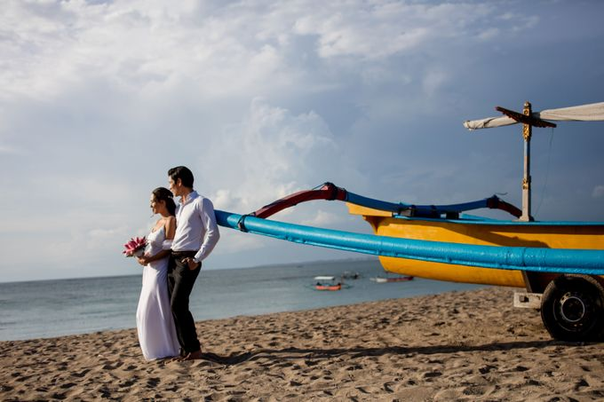 Sunset Wedding by Holiday Inn Resort Baruna Bali - 002