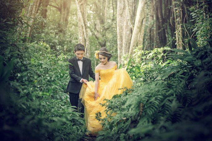 PostWed Aditya & Resty by Cahya Dewi Bali - 018