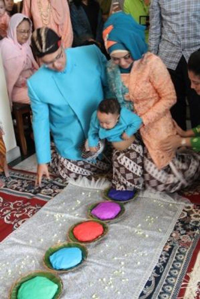 Carlo Tedhak Siten by Arum Ndalu Sanggar Rias Pengantin - 005