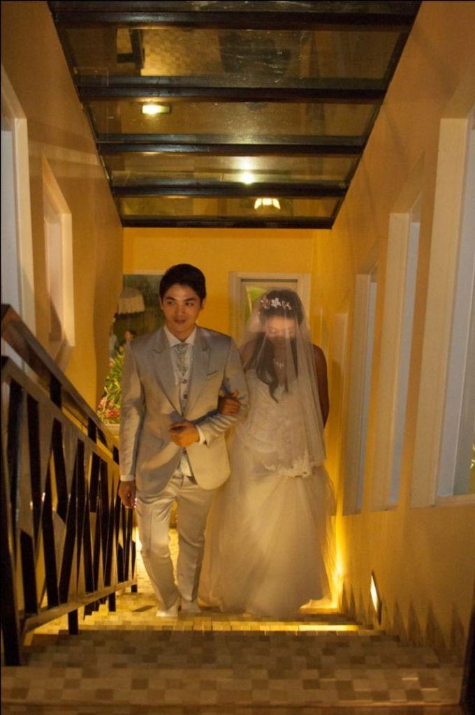 Wedding at Flamingo Chapel (Videos) by Flamingo Dewata Chapel and Villas - 007