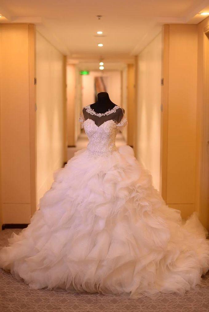 Cruz - Izon wedding 020318 by AJM Preparations Weddings and Events - 021
