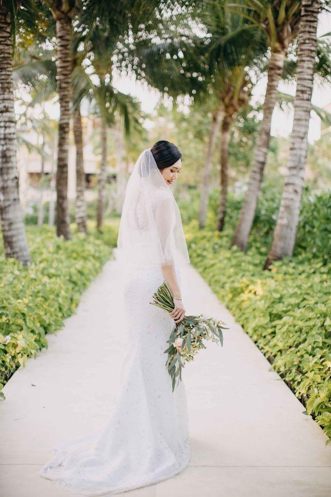 Wedding The Mulia Resort Donald & Tabita by StayBright - 026