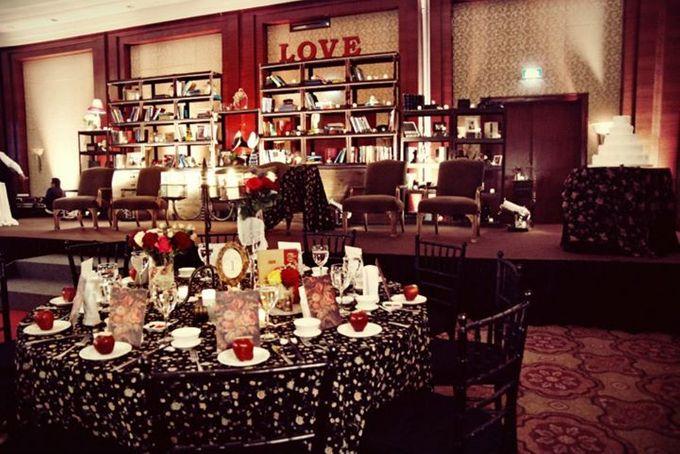 Bohemian Rhapsody by Tea Rose Wedding Designer - 016
