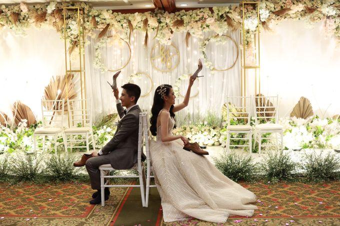 MC Intimate Wedding At Mercantile Jakarta - Anthony Stevven by Anthony Stevven - 003