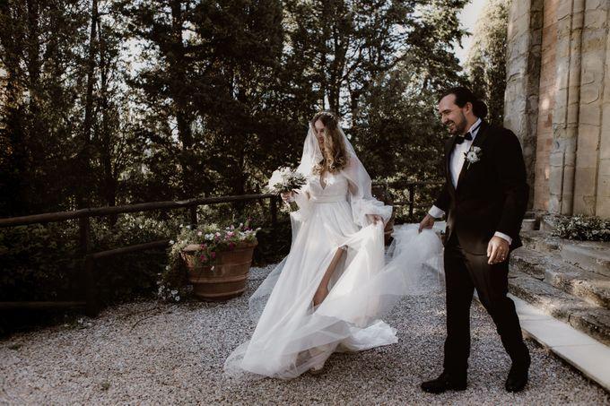 Alternative Wedding in Tenuta Mocajo in Tuscany  Italy by Fotomagoria - 036