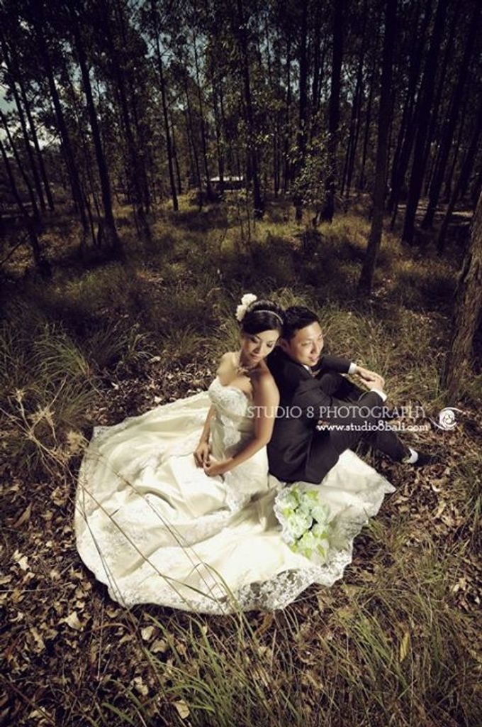 Prewedding - Evan & Shirley by Studio 8 Bali Photography - 004