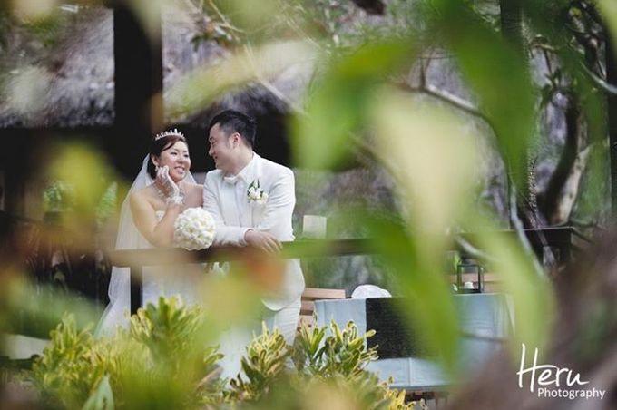 Bali Wedding Photo ~ Zhang Min & Wang YingPing by Heru Photography - 008