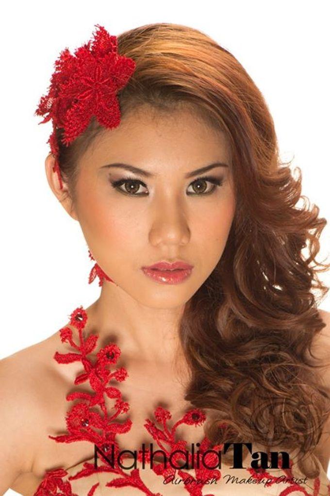 Classic Elegance captured by Nathalia TAN Makeup Artist - 012