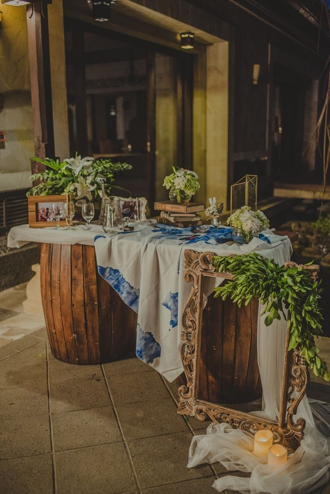 Bali Greenery Rustic with Boho Touch Wedding Decoration by Eurasia Wedding - 018