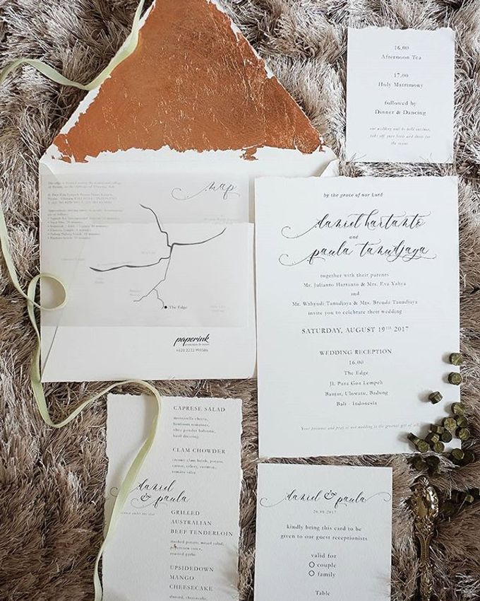 Wedding Invitation by Paperink - 007