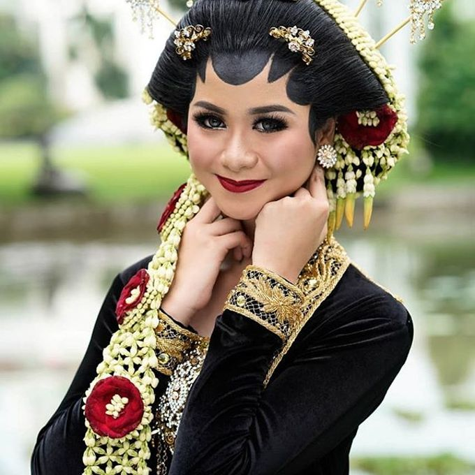 kebaya wedding by Rosegold - 049