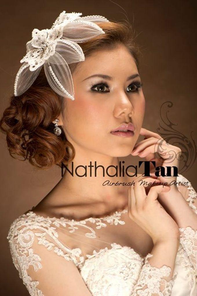 Classic Elegance captured by Nathalia TAN Makeup Artist - 006