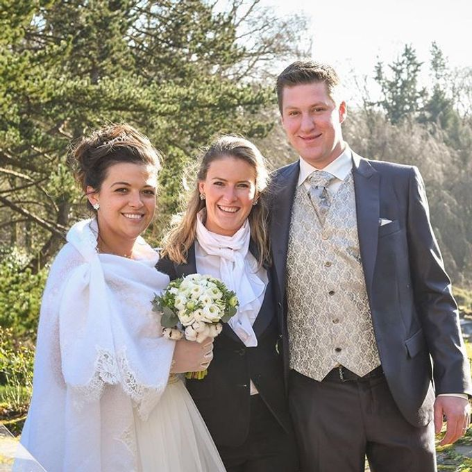 Bohemian winter wedding by Elegant Events - 004